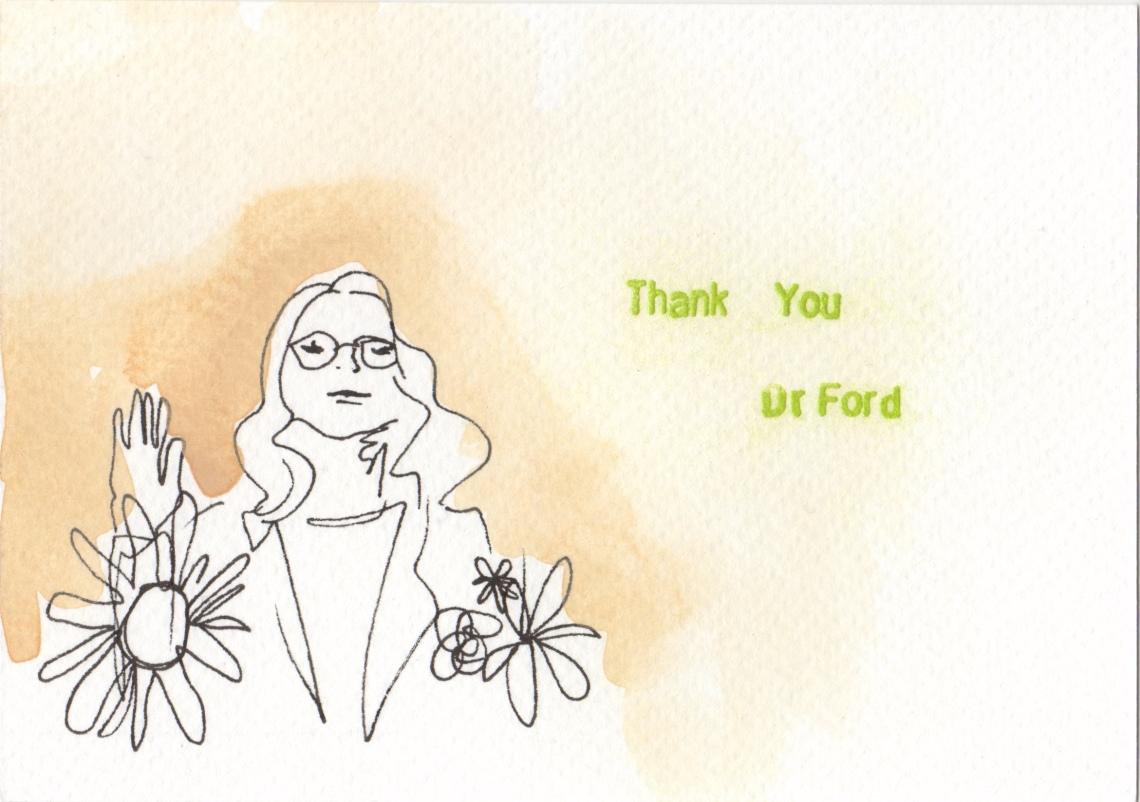 Thank You Christine III